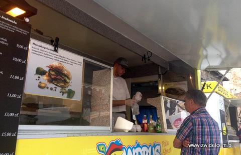 Kraków - Andrus Food Truck - truck