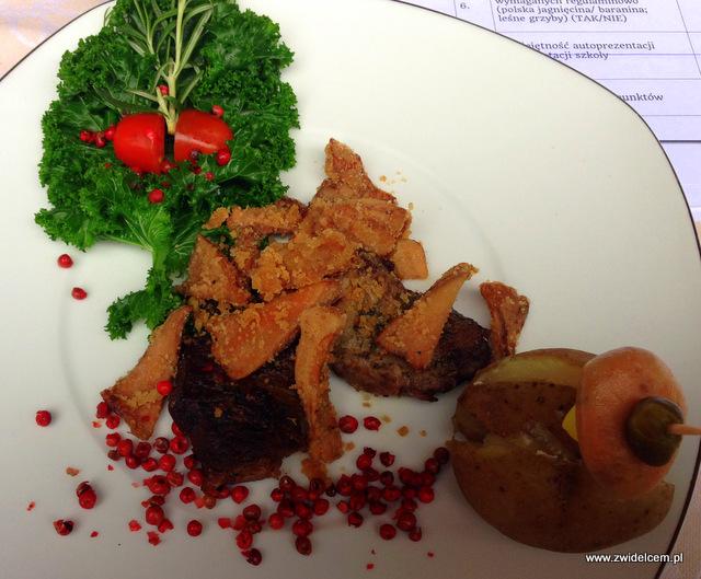 Wysowa - Święto Rydza - rydze, jagnięcina, pieczony ziemniak