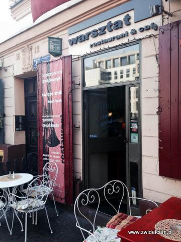 Kraków - Warsztat - wejście