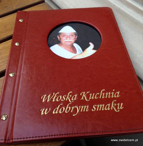 Kraków - Bistro Italiano da Silvano - menu