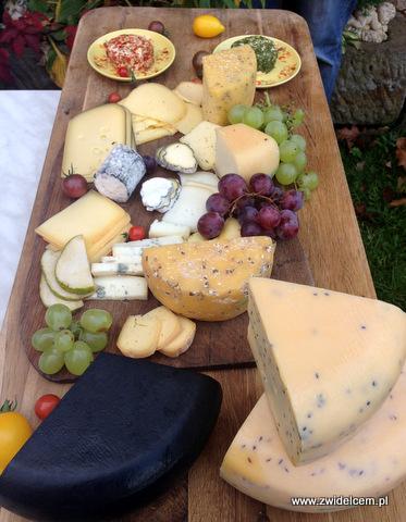 Krzeszów - Wańczykówka - deska serów