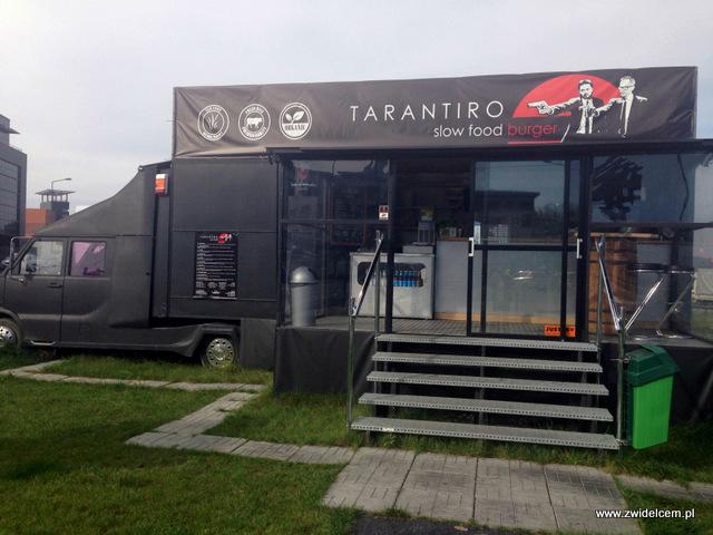Kraków - Tarantiro - foodtruck