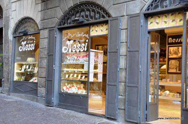 Bergamo - cukiernia