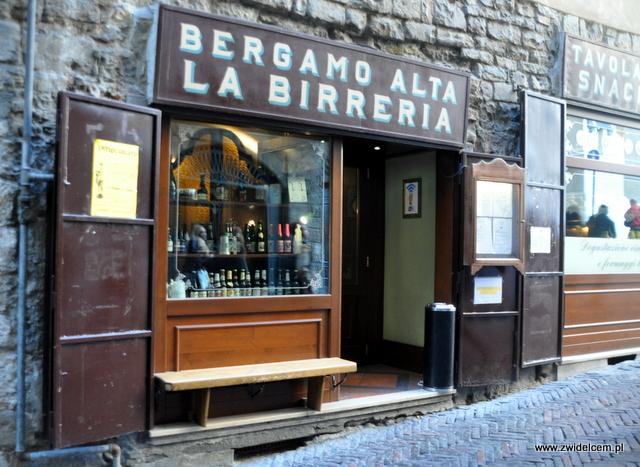 Bergamo - Bergamo Alta La Birreria