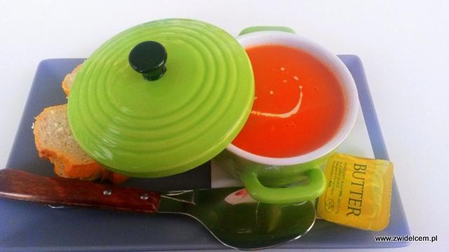 Hiszpania - San Pedro Del Pintar - zupa pomidorowa