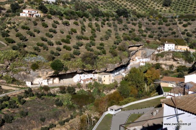 Hiszpania - Setenil de la Bodega