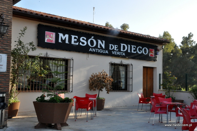 Hiszpania - Meson de Diego