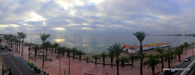 Hiszpania - Benalmadena - widok