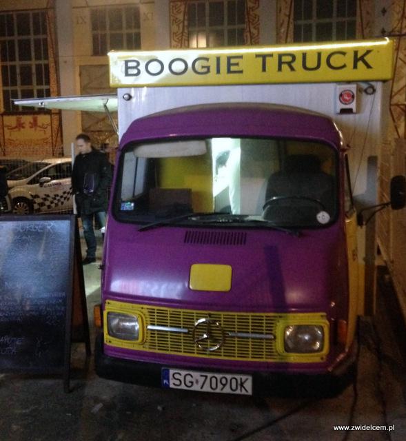 Kraków - Boogie Truck - samochód