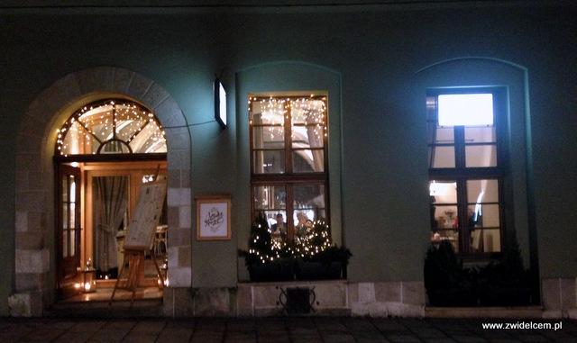 Kraków - La Grande Mamma - widok z zewnątrz