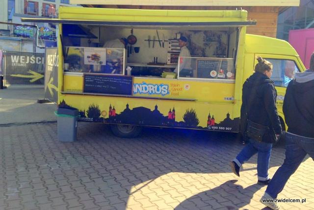 Foodstock Zupa - Andrus Food Truck