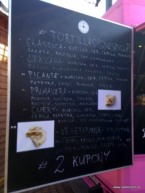 Foodstock Zupa - Flamingo Tortillas