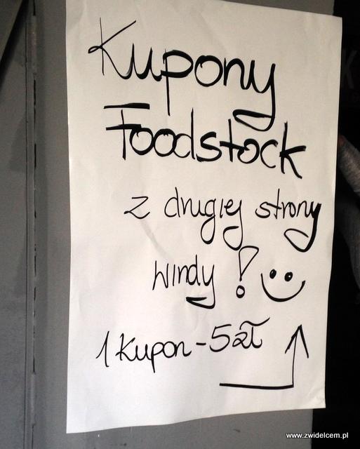 Foodstock Zupa - kupony