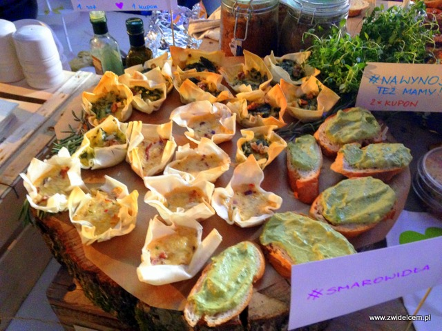 Foodstock Zupa - Smarowidła przeróżne