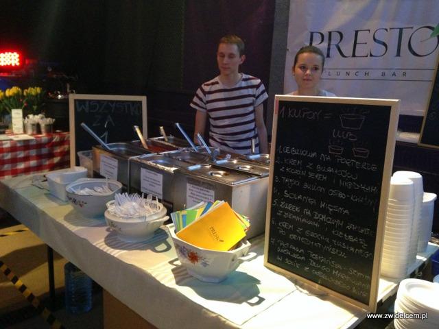 Foodstock Zupa - Presto - stoisko