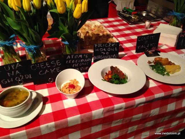 Foodstock Zupa - Atom Resto Bar