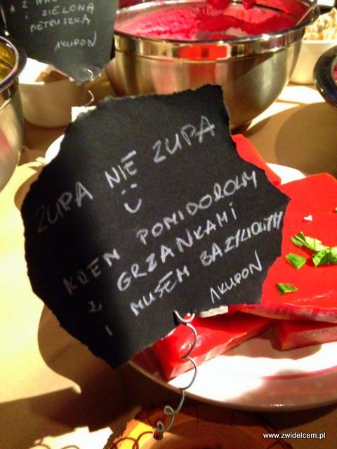 Foodstock Zupa - Green Win - zupa nie zupa
