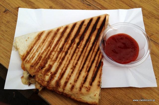 Foodstock Zupa - Tio Malo - Quesadilla