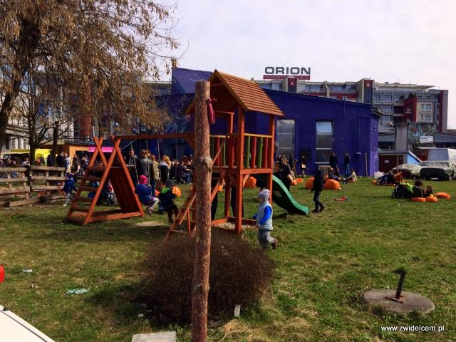 Foodstock Zupa - Fabryka - plac zabaw dla dzieci