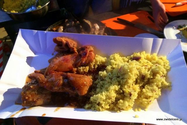 Foodstock Zupa - Etnika - kurczak imbirowy