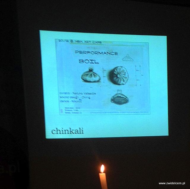Kraków - Klimaty Południa - Vinisfera.pl - Degustacja win gruzińskich - prezentacja - chinkali