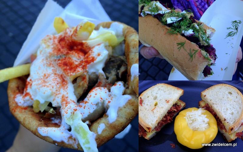 Kraków - Najedzeni Fest - gyros - Real Greek - Soup Dog - Pastrami