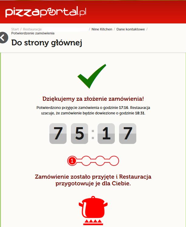 Kraków - pizzaportal.pl - Nine Kitchen
