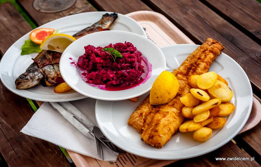Osada Jurajska - Kraków - nasze rybne zamówienie