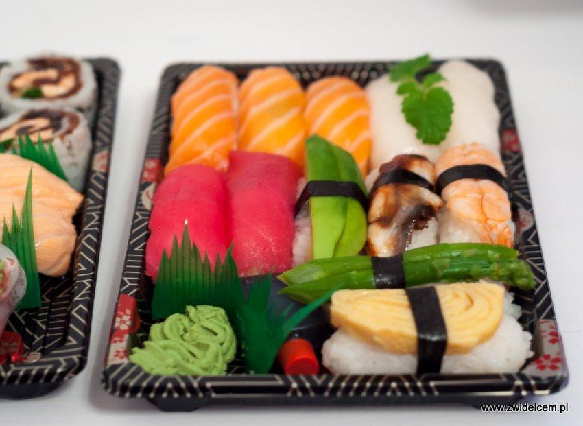Kraków - Sumo Sushi - zestaw Shogun