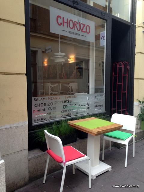 Kraków - Chorizo - mini ogródek