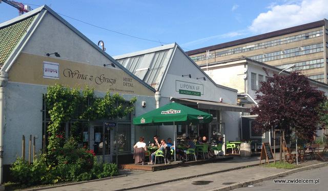 Kraków - Lipowa 6F and Krakow Slow Grill