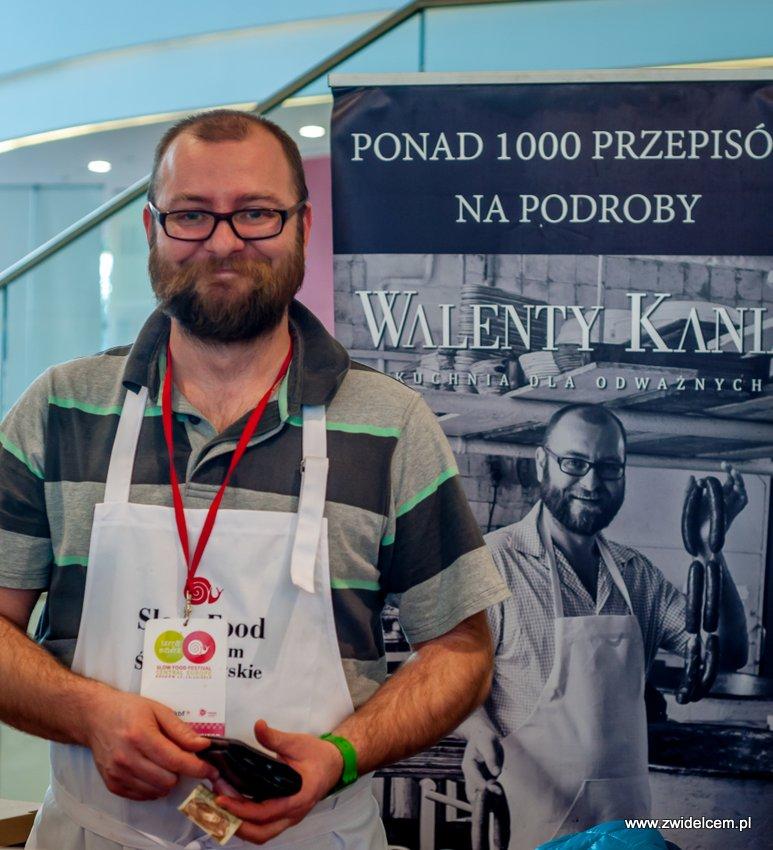 Kraków - Centrum Kongresowe ICE - Terra Madre - Walenty Kania