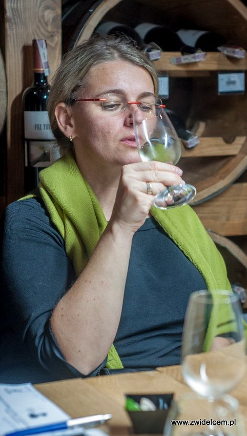 Kraków – Enoteka Pergamin – Kobiety i Wino – degustacja - degustowanie