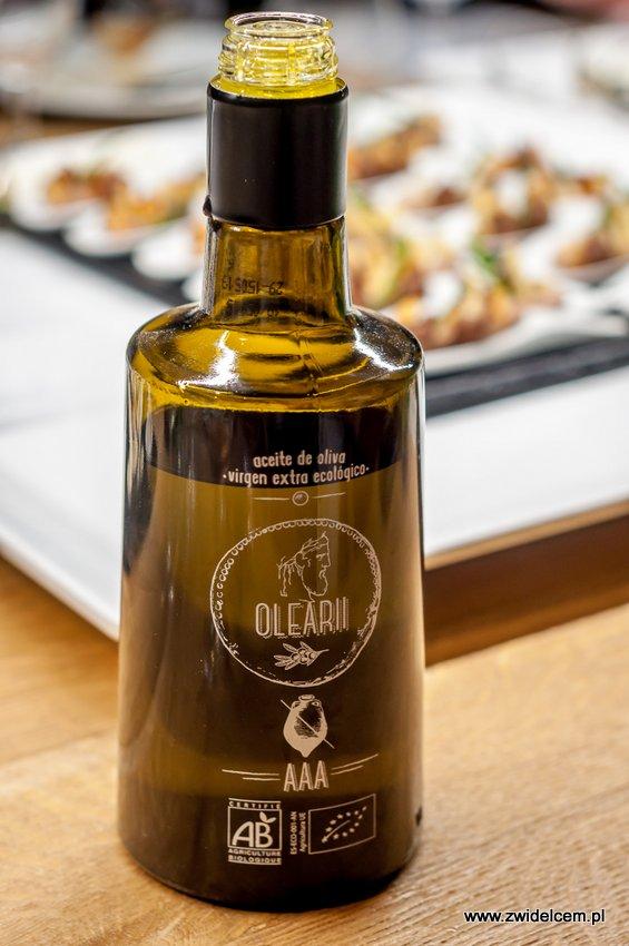 Kraków – Enoteka Pergamin – Kobiety i Wino – degustacja – Toro Albalá - oliwa