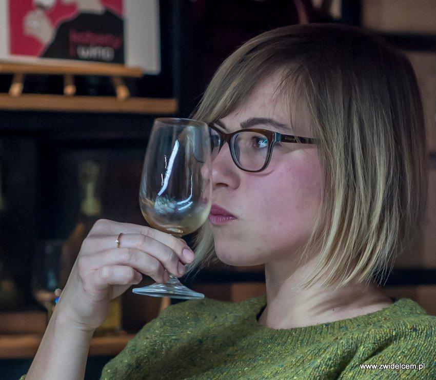Kraków – Enoteka Pergamin – Kobiety i Wino – degustacja – rozważania o winie