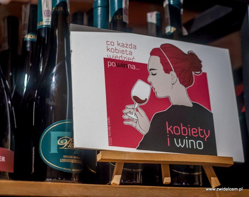 Kraków – Enoteka Pergamin – Kobiety i Wino – logo