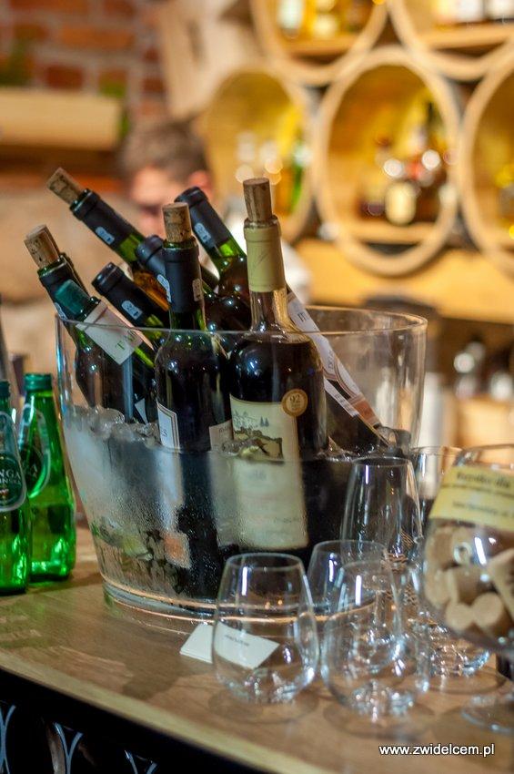 Kraków – Enoteka Pergamin – Kobiety i Wino – degustacja - wina Toro Albalá