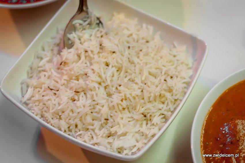 Kraków - Zayka - Jeera Rice - ryż