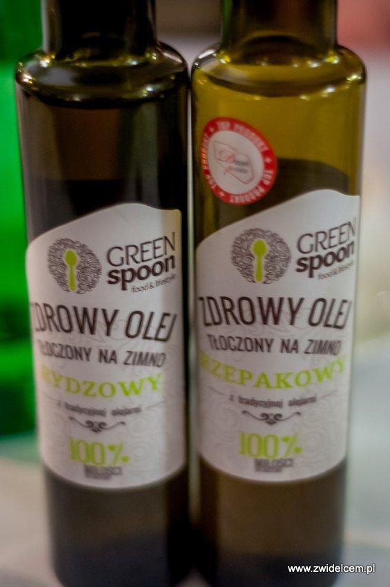 Kraków - Gastrobooking - Biała Róża - olej rydzowy i rzepakowy