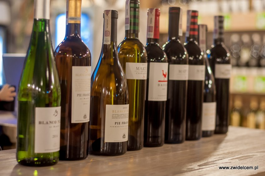 Kraków - degustacja win z Toledo - Terra Felix - Lipowa 6F - Krako Slow Wines -wina iberyjskie