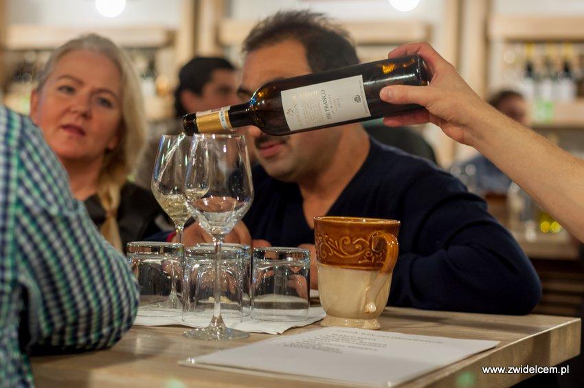 Kraków - degustacja win z Toledo - Terra Felix - Lipowa 6F - Krako Slow Wines - Pie FRanco 2014