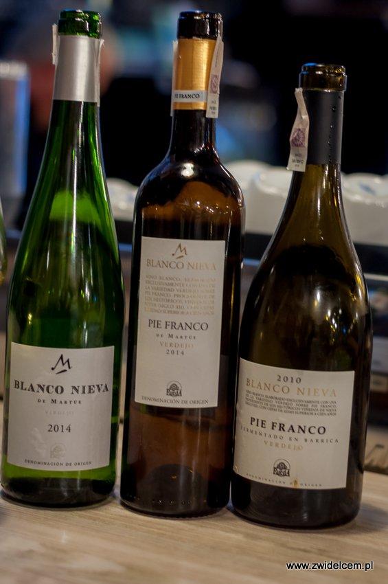 Kraków - degustacja win z Toledo - Terra Felix - Lipowa 6F - Krako Slow Wines - wina białe