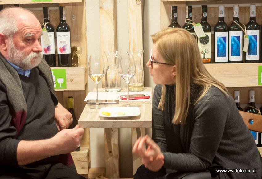 Kraków - degustacja win z Toledo - Terra Felix - Lipowa 6F - Krako Slow Wines - dyskusje