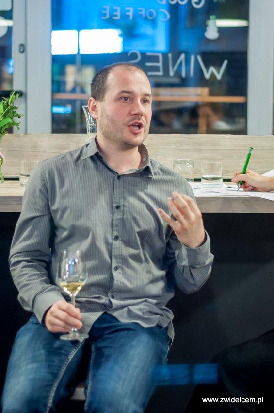 Kraków - degustacja win z Toledo - Terra Felix - Lipowa 6F - Krako Slow Wines - emocje