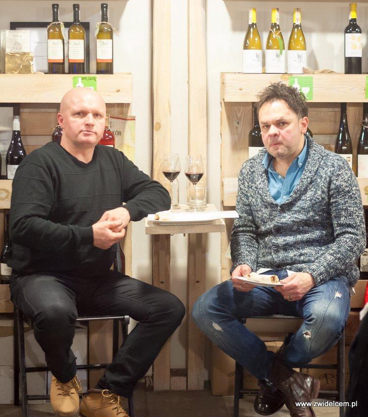 Kraków - degustacja win z Toledo - Terra Felix - Lipowa 6F - Krako Slow Wines - publiczność
