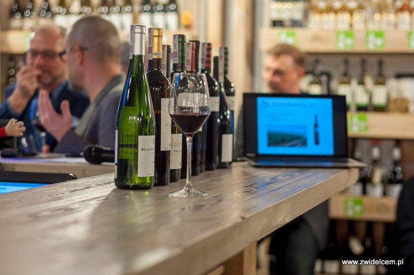 Kraków - degustacja win z Toledo - Terra Felix - Lipowa 6F - Krako Slow Wines - wina i prezentacja
