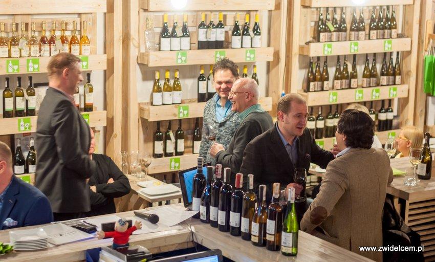 Kraków - degustacja win z Toledo - Terra Felix - Lipowa 6F - Krako Slow Wines - rozmowy