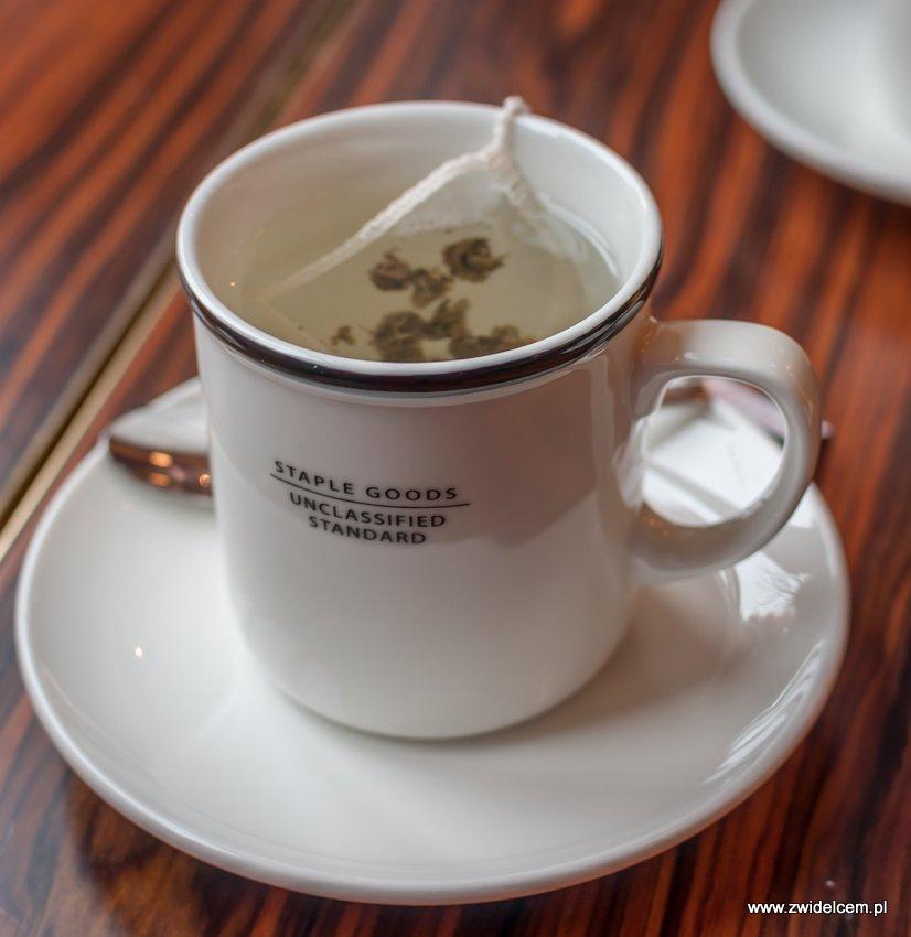 Kraków - Zenit - herbata