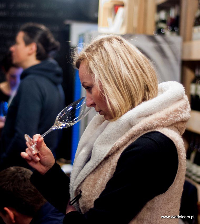 Krakó Slow Wines - Lipowa 6f - Degustacja win włoskich - Bożena