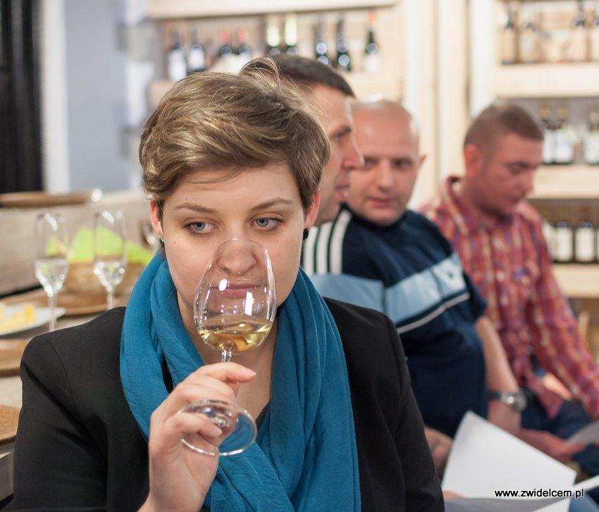 Krakó Slow Wines - Lipowa 6f - Degustacja win włoskich - Agnieszka Balicka